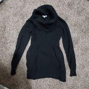 Long Sleeve Sweater Maternity Top